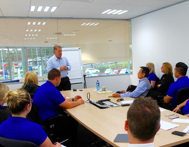 Staff Development and Training Programs suitable for small or large Australian businesses